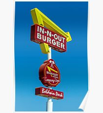 in-n-out Poster