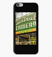 central camera iPhone Case