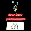 try our fried pickles by Lenore Locken
