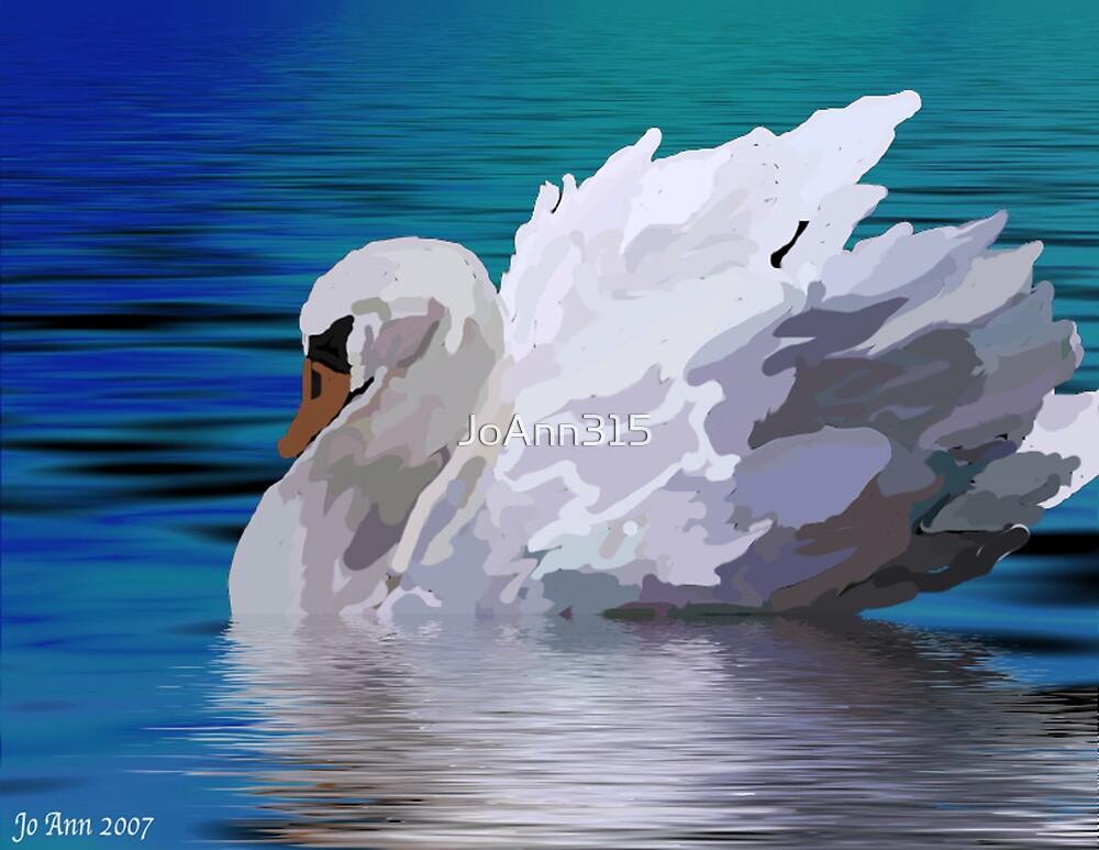 Swan by JoAnn315