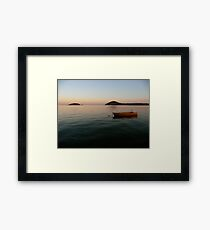 Encounter Bay, Victor Harbor Framed Print