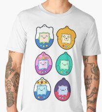 Tamago Chibi Adventure Digital Pets Men's Premium T-Shirt