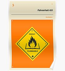 HIGHLY FLAMMABLE Poster