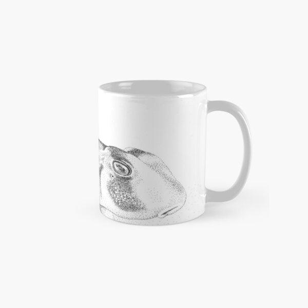 Baby Port Jackson shark ink drawing - Heterodontus portusjacksoni Classic Mug