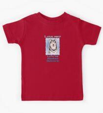 Love Me Love My Alaskan Malamute Kids Clothes