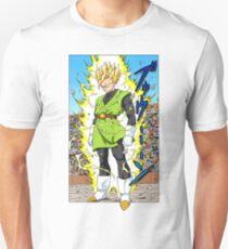 Dragon Ball Z - Gohan Super Saiyan 2 Adult Manga T-Shirt