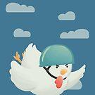 Commando chicken by stegopawrus