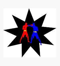 Boxers Photographic Print