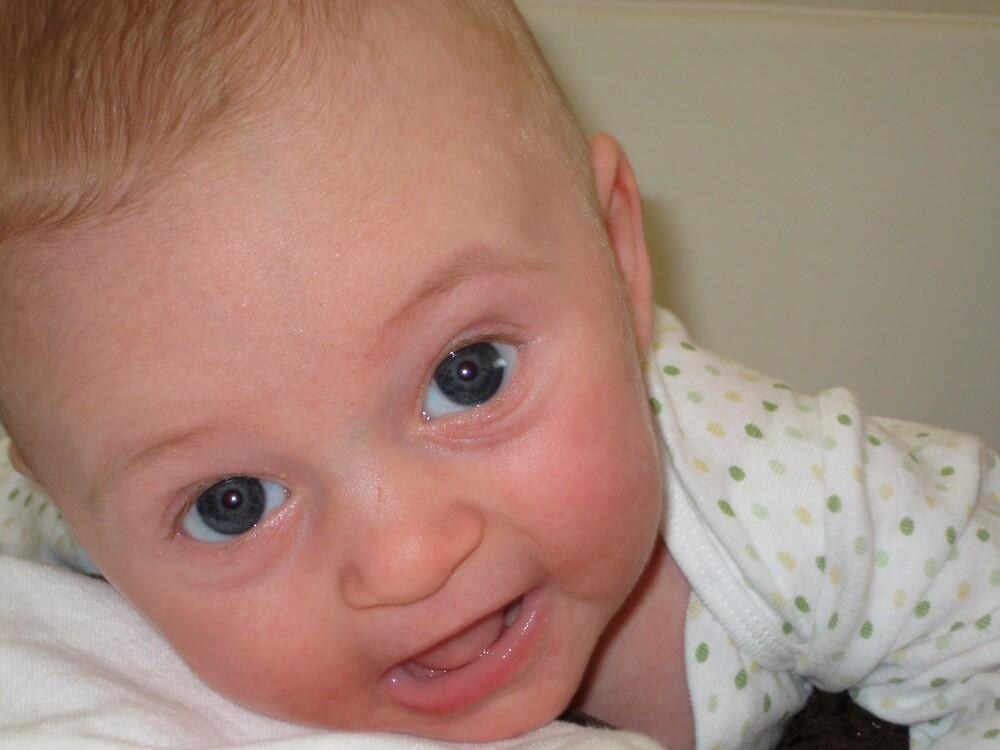 Cute Baby by Tony