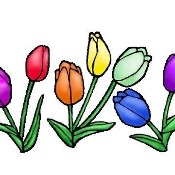 Stolz Blumen von miamulin57