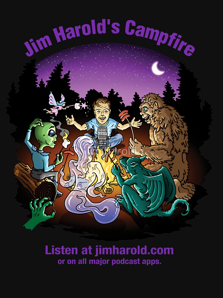 Around The Campfire - Clothing by jimharold