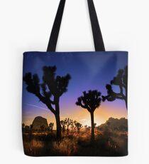 Joshua Tree National Park Series - Being Dusk Tote Bag