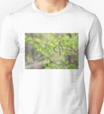 Green Spring Mood Unisex T-Shirt