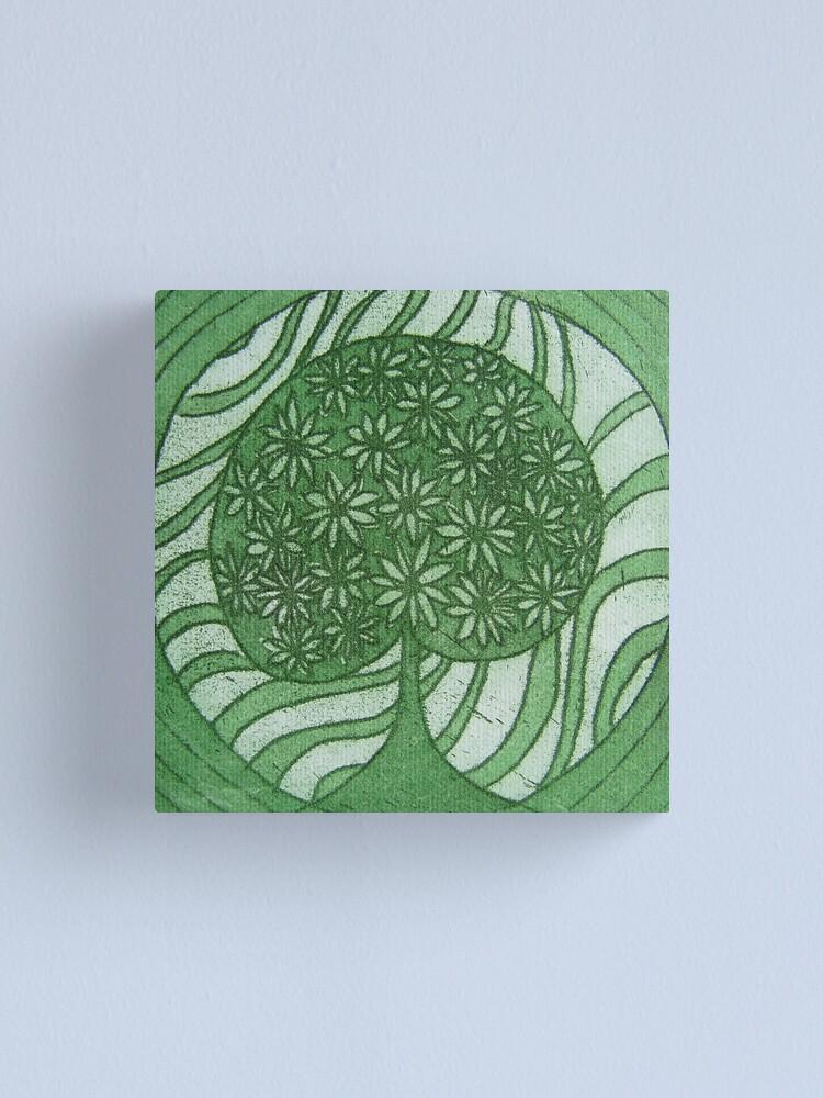 Alternate view of Abundant Tree Canvas Print