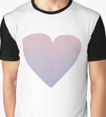 ROSE QUARTZ AND SERENITY LOVE Graphic T-Shirt