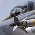 Ein F-15 Eagle bewegt sich in die Startposition. von StocktrekImages