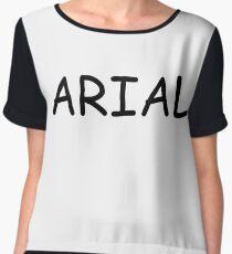 Arial Women's Chiffon Top