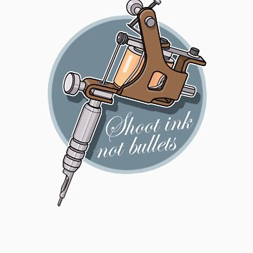 Shoot Ink by rubyred
