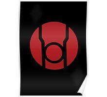 Red Lantern Poster v.2 Poster