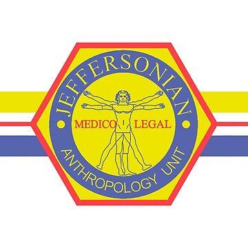 BONES Jeffersonian Institute von seeleybooth
