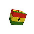 Ghana in a box by stuwdamdorp