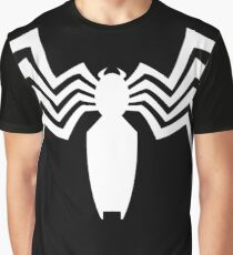 Venom Chest Graphic T-Shirt