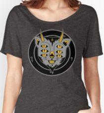 six eye cat Women's Relaxed Fit T-Shirt