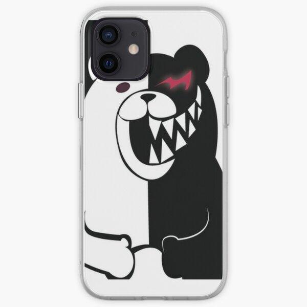 Danganronpa - Monokuma iPhone Soft Case