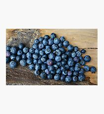 blueberrys Photographic Print
