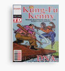 Kendrick Lamar - DNA Alternative Cover Metal Print