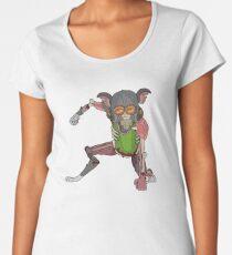 Pickle Rick - Rick and Morty Season 3 Women's Premium T-Shirt
