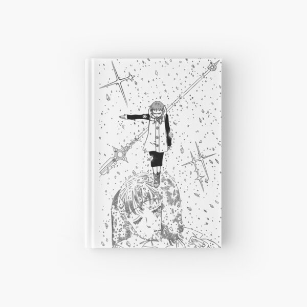 seven deadly sins King and Diane Hardcover Journal