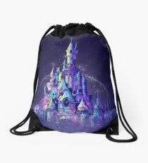 Magic Princess Fairytale Castle Kingdom Drawstring Bag