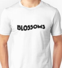 BLOSSOMS logo Unisex T-Shirt