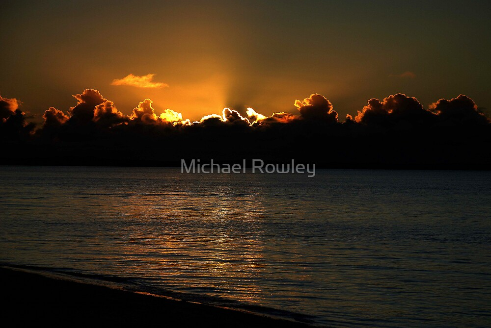 Every Cloud Has A Silver Lining by Michael Rowley