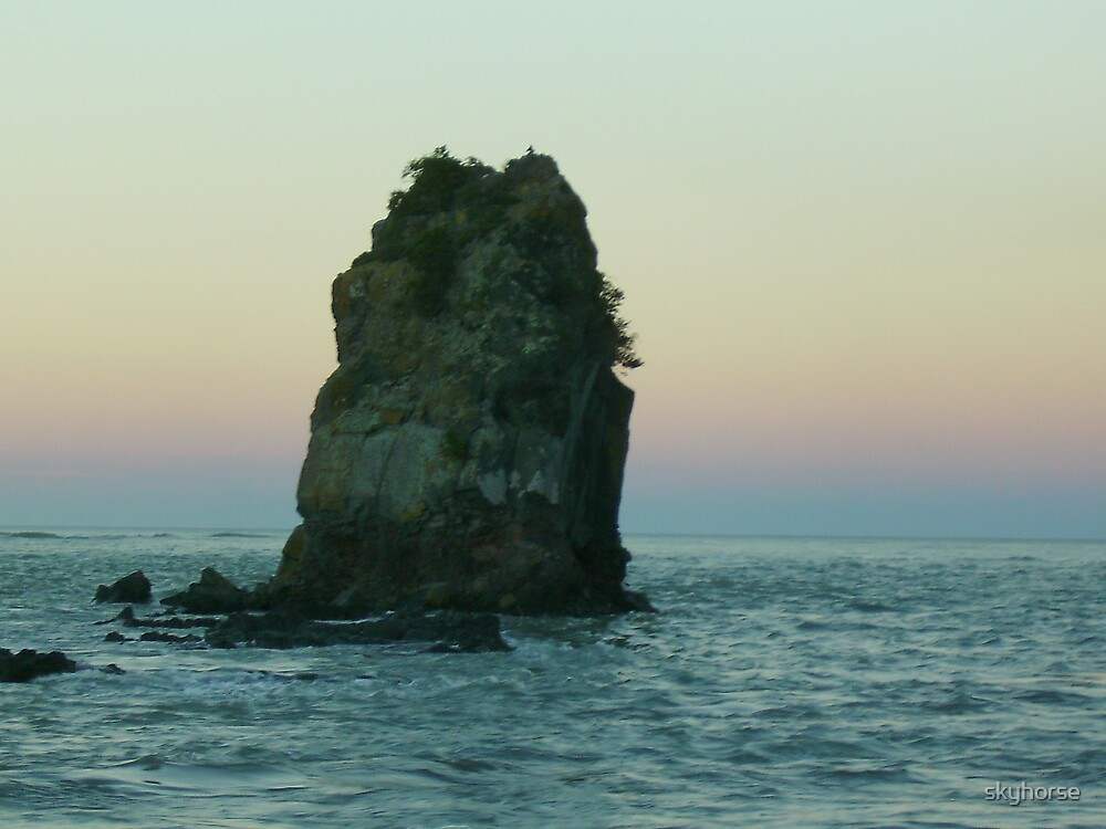 Shag Rock 2 by skyhorse