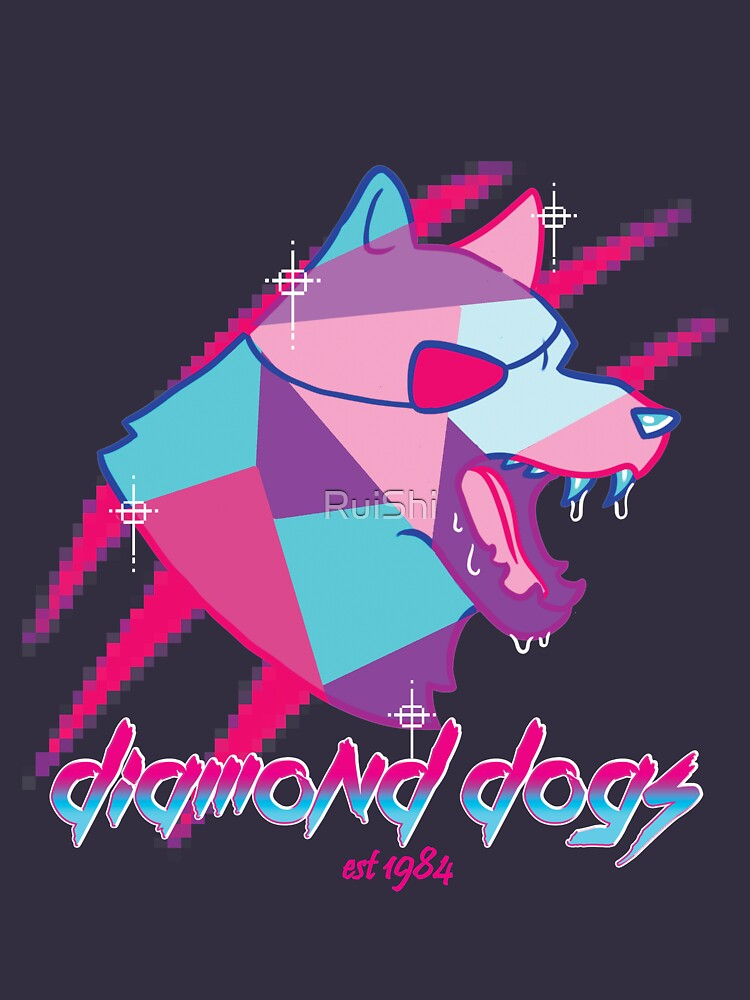 Diamond Dogs | Unisex T-Shirt