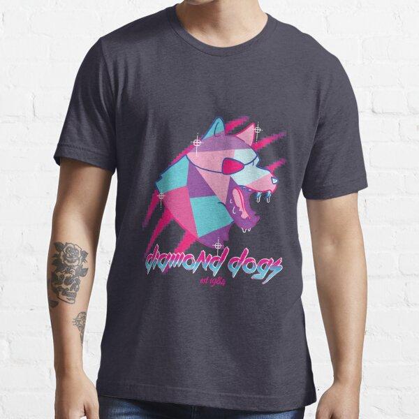Diamond Dogs Essential T-Shirt