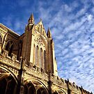 Truro cathedral by Asrais