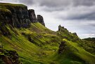 The Quiraing, Skye by MarcW