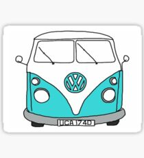 Volkswagon Van/Bus Sticker