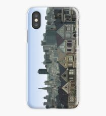 Hand Drawn San Francisco Painted Ladies iPhone Case/Skin
