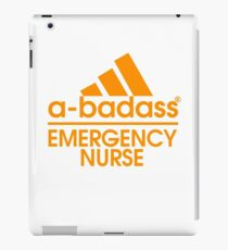 EMERGENCY NURSE BEST COLLECTION 2017 iPad Case/Skin