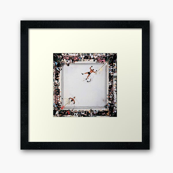 Ali Framed Art Print