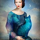 Night cat by ChristianSchloe