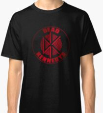 Dead kennedys red wall t-shirt Classic T-Shirt