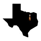Dallas Texas Beer by texashandmade