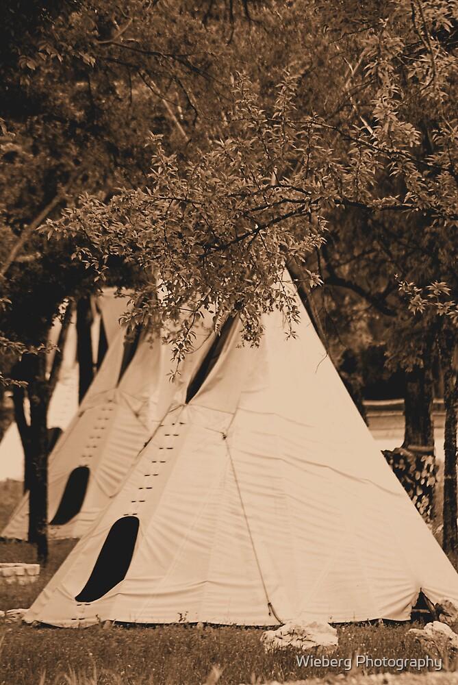 Three Little Indians by Susie Wieberg