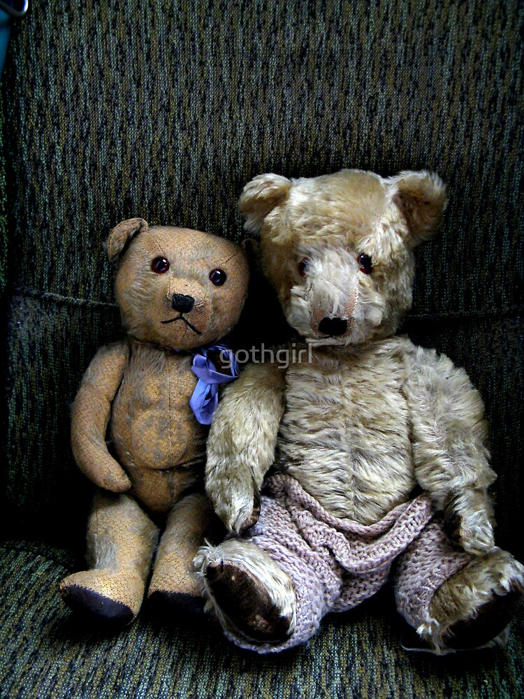 Bears Together by gothgirl