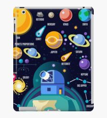 Space Universe Solar Big Bang iPad Case/Skin